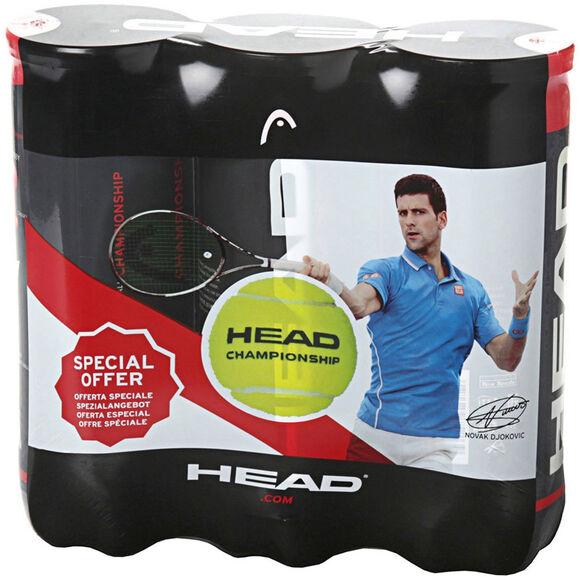 Tenisové míčeChampionship Novak