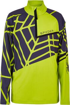 Spyder Limitless Hideout termo tričko zelená