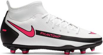 Nike  Dět.fotbalová obuvPhantom GT Club DF FG/MG Chlapecké bílá