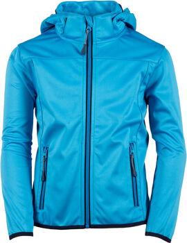 GTS Softshell Jacket 3L Kids modrá