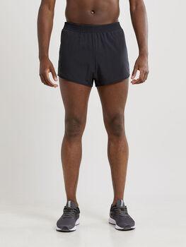 Craft Vent Racing Shorts běžecké šortky Pánské černá