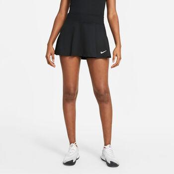 Nike Victory Flouncy sukně na tenis Dámské černá