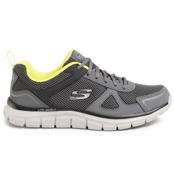 Skechers Track - Bucolo tréninkové boty Pánské šedá