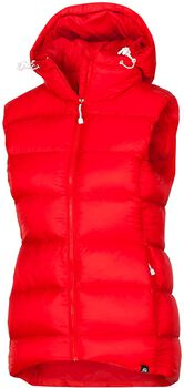 NORTHFINDER Bekona outdoorová vesta Dámské červená