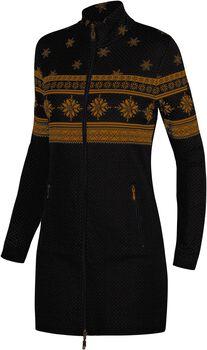 Newland Lady tunic full zip N4 lyžařská mikina Dámské krémová