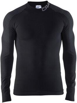 Craft Warm Intensity CN L/S funkční tričko Pánské černá