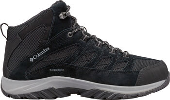 Columbia Crestwood Mid WPRF outdoorové boty Pánské černá