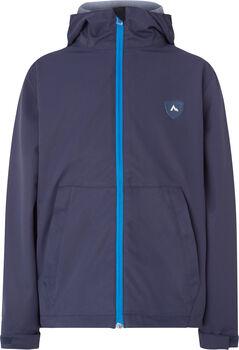 McKINLEY Justin 3v1 outdoorová bunda Chlapecké modrá
