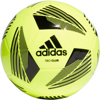 adidas Tiro CLB fotbalový míč žlutá