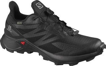 Salomon Supercross Blast GTX běžecké boty Pánské černá