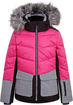 Icepeak  Dět.lyž.bunda skapucí Lillie JR I, 5.000mm červená