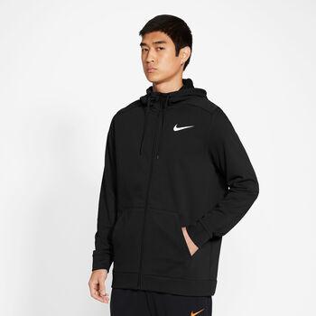 Nike M Nk Dri-FIT Sportovní mikina Pánské černá
