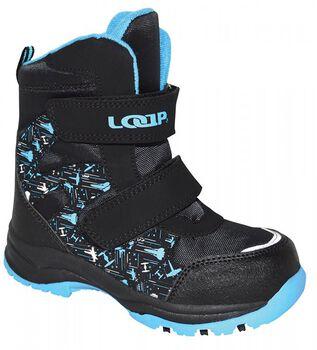 LOAP Chosee zimní boty modrá