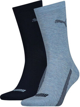 Puma Unisex Sock 2P Promo modrá