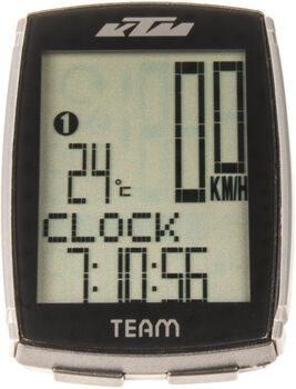 KTM  Cyklo batoh Computer Team ALTI černá
