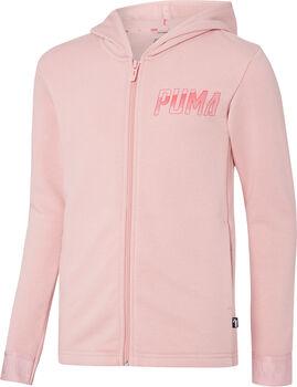 Puma Girl Hooded Sweat Dámské růžová
