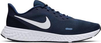 Nike Revolution 5 běžecké boty Pánské modrá