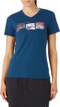 McKINLEY Mathu outdoorové tričko Dámské modrá