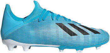 adidas X 19.3 FG Pánské modrá
