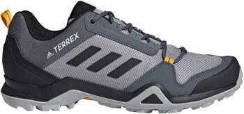 adidas Terrex AX3 outdoorové boty Pánské šedá
