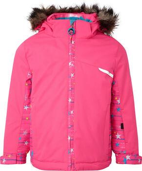 McKINLEY  Dívčí bunda FionaSnow, Aquamax 10.10 růžová
