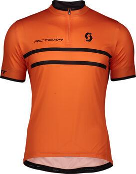 SCOTT Shirt M's RC Team 20 Pánské oranžová