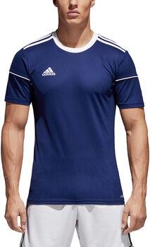 adidas SQUAD 17 JSY Short Sleeve modrá