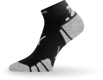 Lasting  RUN Bez.ponozky  Pánské černá