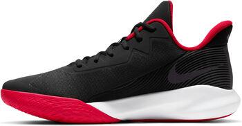 Nike  Pán.basketb.obuvPRECISION IV Pánské černá