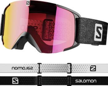 Salomon X/View Sigma lyžařské brýle černá