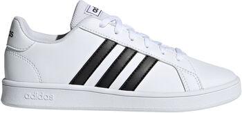 adidas Grand Court GS volnočasové boty bílá