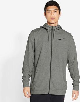 Nike M Nk Dri-FIT Sportovní mikina Pánské šedá