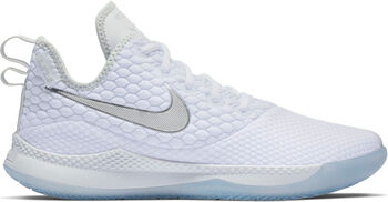 Nike Lebron Witness III Pánské bílá