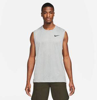 Nike NP DF HPR DRY TOP Sportovní tílko Pánské šedá