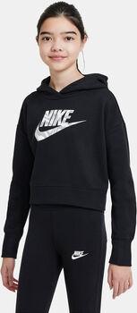Nike G Sportswear Big Kids mikina Dívčí černá