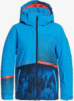 Quiksilver Silvertip Youth snowboardová bunda  modrá