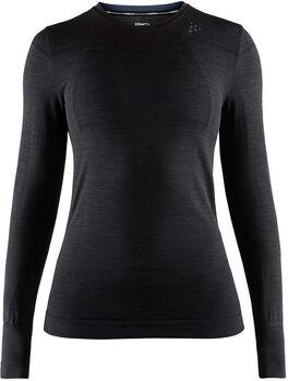Craft Fuseknit Comfort termo tričko Dámské černá