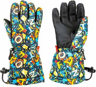 Puzzy lyžařské rukavice