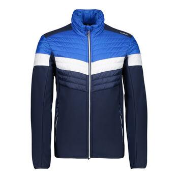 CMP Man Thinsulate softshellová bunda Pánské modrá