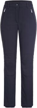 Icepeak Entiat softshellové kalhoty Dámské černá