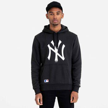 New Era MLB Team Logo Hoody mikina Pánské černá