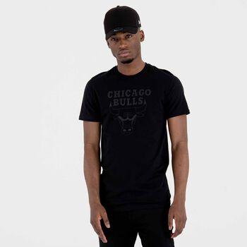 New Era Team Logo tričko Pánské černá