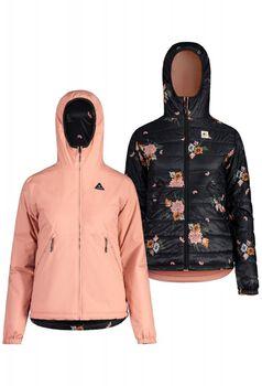 Maloja PajoM outdoorová bunda Dámské růžová