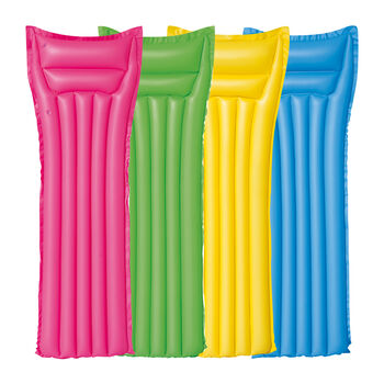 Bestway Nafukovací PVC lehátko multicolor