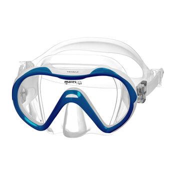 Mares Dě.-Potápěčská maska Vento Jr. Tauchmask modrá