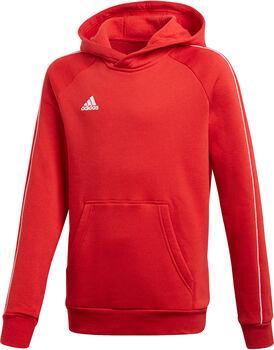 adidas Core 18 Hoodie mikina červená