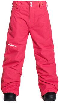 Horsefeathers Spire Youth snowboardové kalhoty růžová
