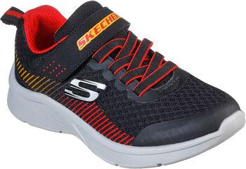 Skechers Dět.fitness obuv Microspec - Gorza černá