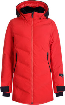 Icepeak  dám. bunda s kapucíElgin, 10.000mm Dámské červená
