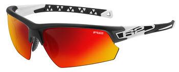 R2 EVO sportovní sluneční brýle bílá